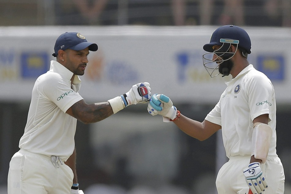 Injured Shikhar Dhawan Not Play 1st Test
