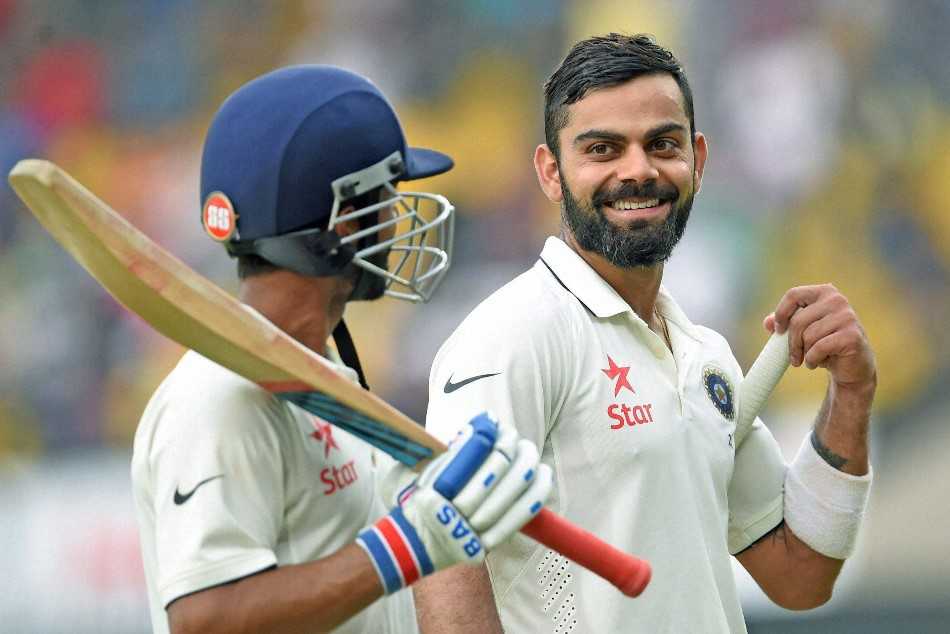 Virat Kohli's Response To Teammates' Congratulatory Messages, ask some tips from rahane