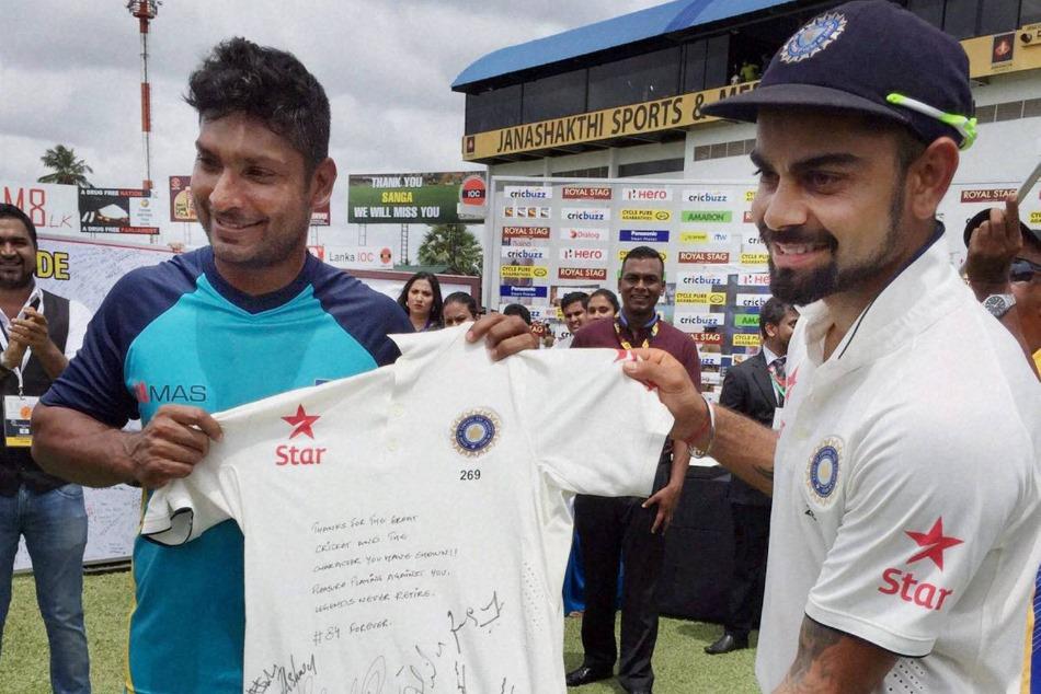 Virat Kohli Is Different Class Player He Will Break My Record Kumar Sangakkara
