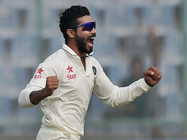 Ravindra Jadeja Hits Six Sixes An Over Saurashtra Cricket Association Tournament