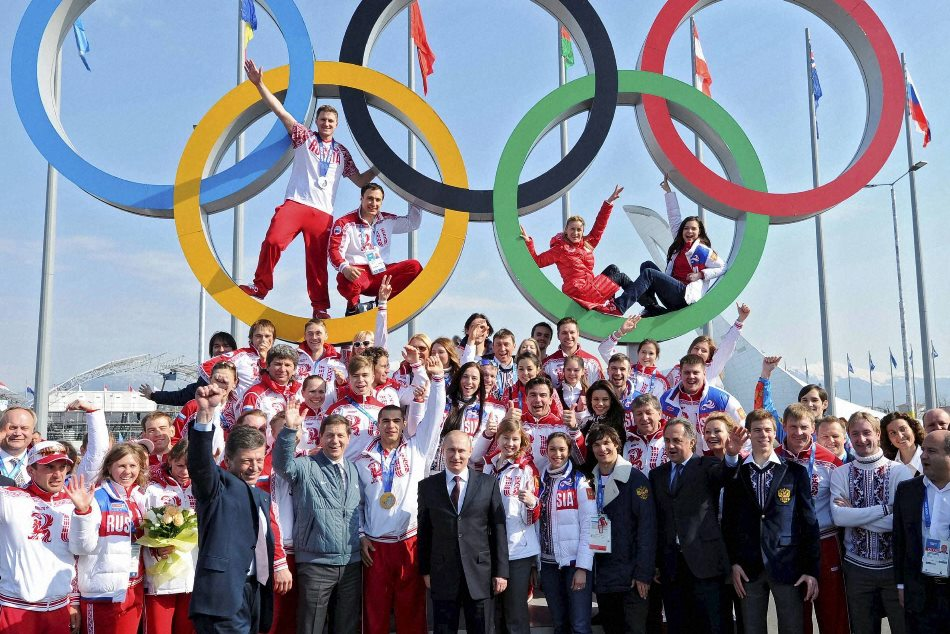 International Olympic Committee banned Russia From 2018 Winter Olympics for Doping