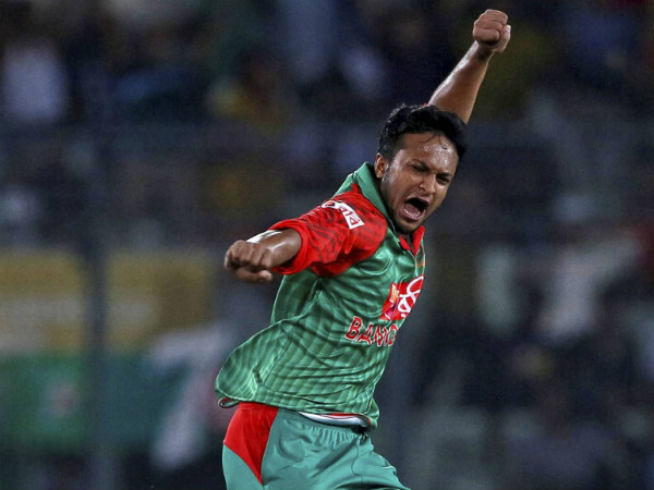 Shakib Al Hasan Named Bangladesh Test Captain