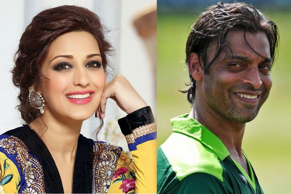 When Shoaib Akhtar fell in love with bollywood actress Sonali Bendre