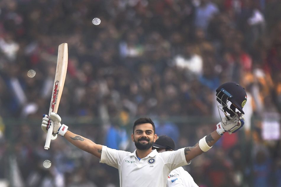 ICC test Ranking: Prolific Virat Kohli grabs second position in Test rankings