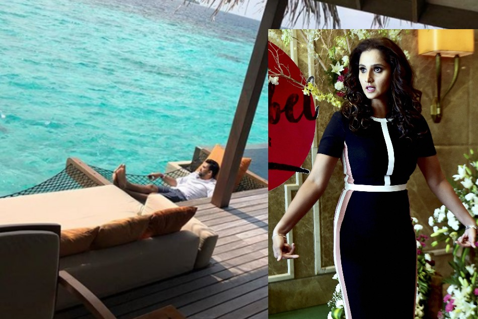Sagarika Ghatge Shares Photo From Honeymoon Sania Mirza Comment On Zaheer Khan