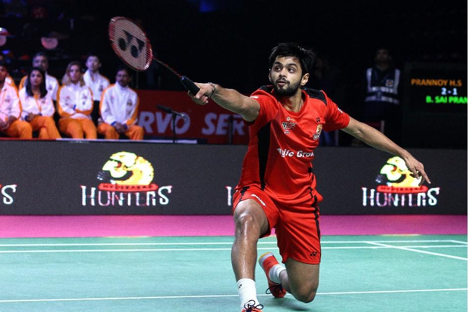 Prannoy Downs Srikanth But Ahmedabad Smash Masters Lose To Awadhe Warriors In Pbl