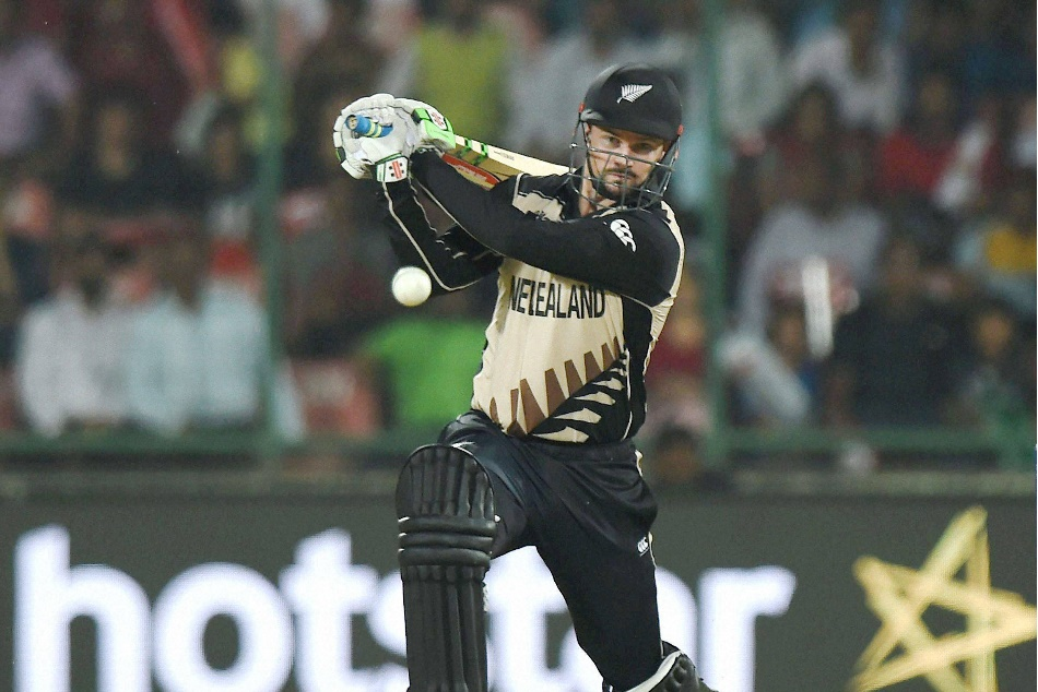 New World Record Colin Munro Becom The First Player Score To Score Three T20i Centuries