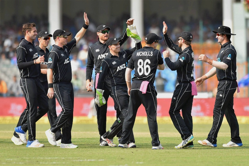 New Zealand Are Back On Top The Mrf Tyres Icc T20i Rankings