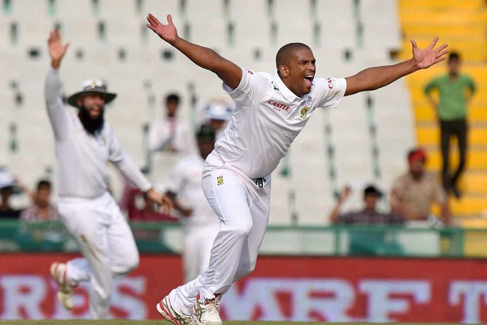 India vs South Africa 1st test: Vernon Philander took a dig at the Indians' preparation