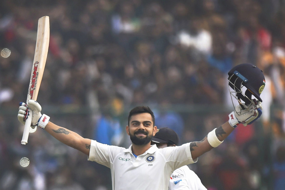 Icc Awards Virat Kohli Wins Sir Garfield Sobers Trophy For Cricketer Of The Year
