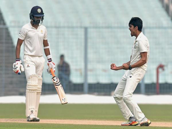 कर्नाटक के खिलाफ 12 विकेट झटककर टीम की जीत में महत्वपू्र्ण योगदान दिया