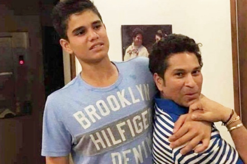 Arjun Tendulkar S Role Model Is Not Father Sachin Tendulkar But Mitchell Starc And Ben Stokes