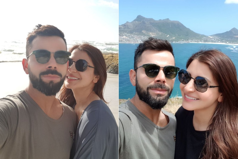 Twitter Makes Fun Virat Kohli Honeymoon Pictures With Wife Anushka Sharma
