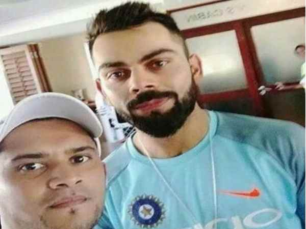 Why Virat Kohli Wears His Wedding Rng On Neck Here Is The Reason