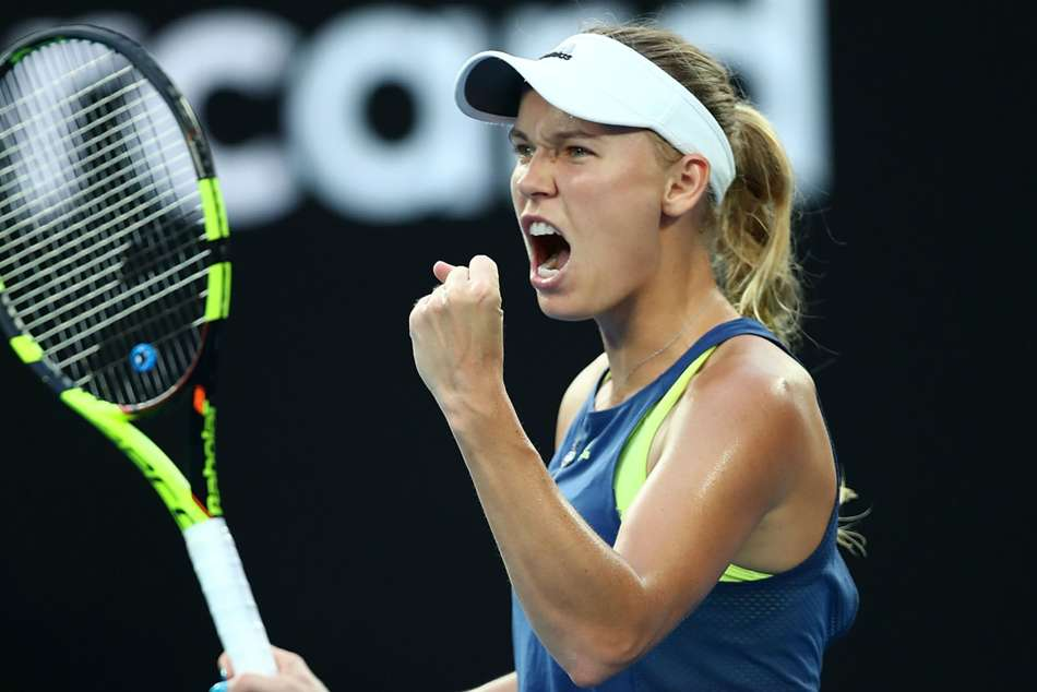 Wozniacki Wins Australian Open Regains World No 1