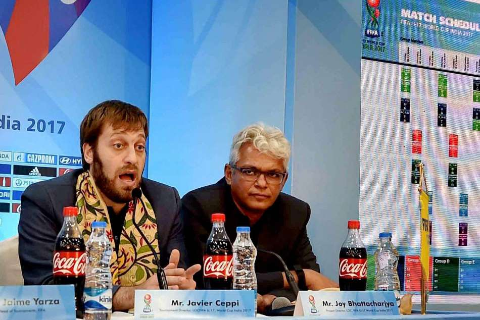 FIFA U-17 World Cup director Javier Ceppi reveals ugly side of india