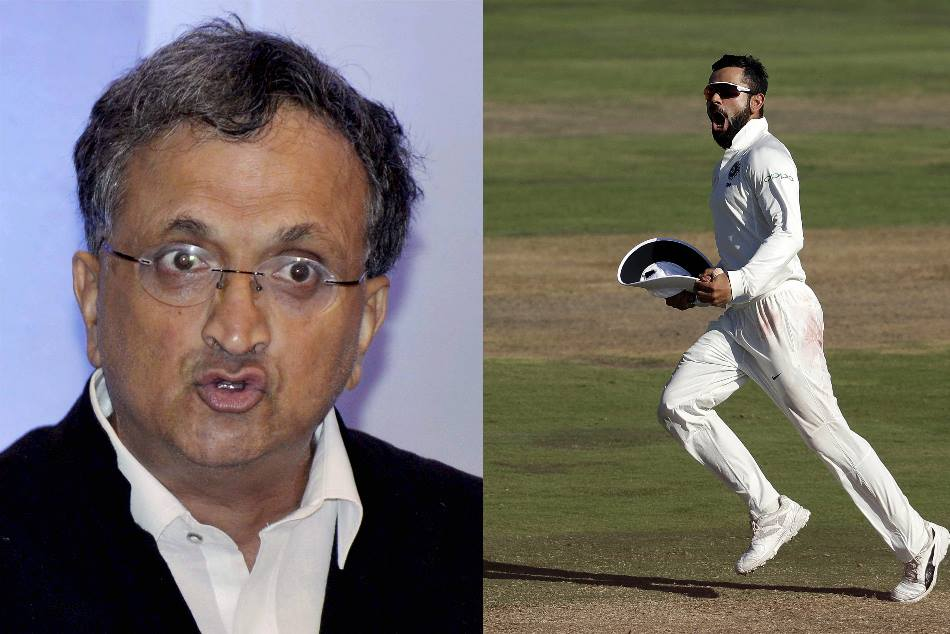 Ramachandra Guha Disclosed About Indian Captain Virat Kohli Power In Bcci