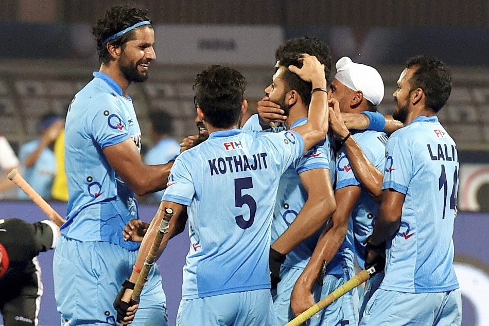 Four Nations Invitational Hockey Tournament India Beat New Zealand In First Match Of The Second Leg