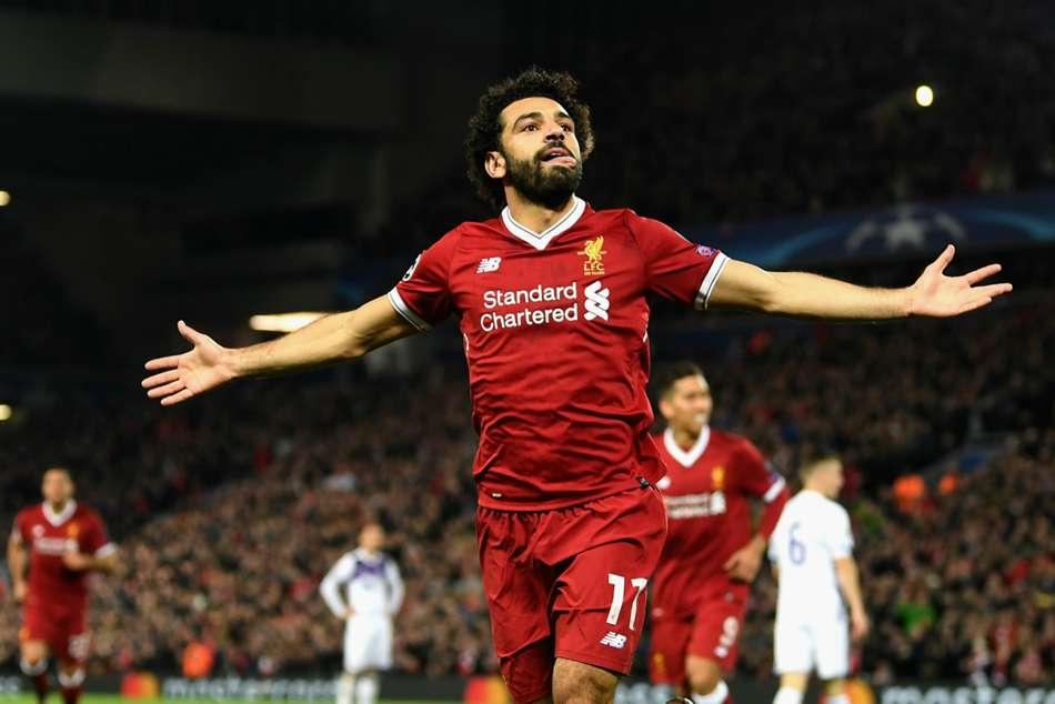 Mohamed Salah Wins African Footballer The Year