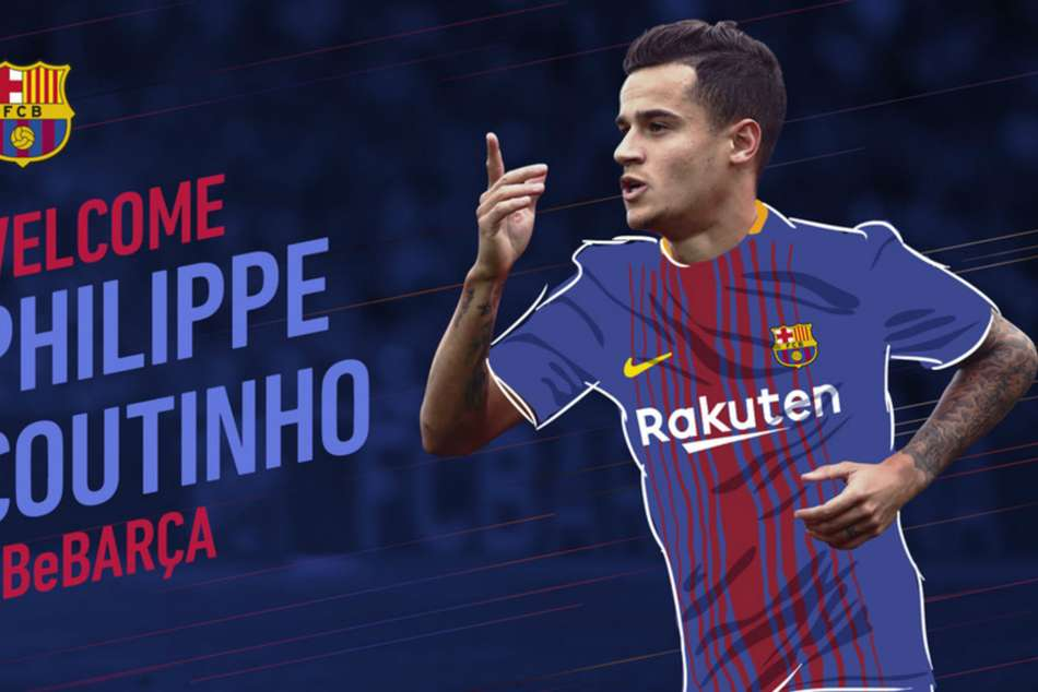 Coutinho agrees big-money Barcelona switch