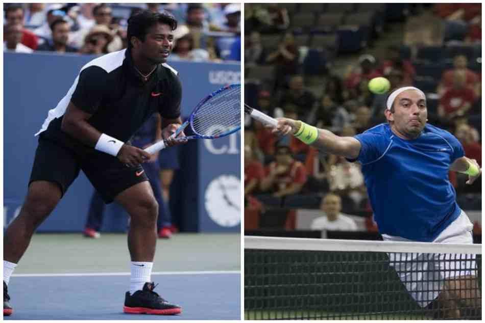 Australian Open Leander Paes Purav Raja Battle Into Pre Quarters Finals