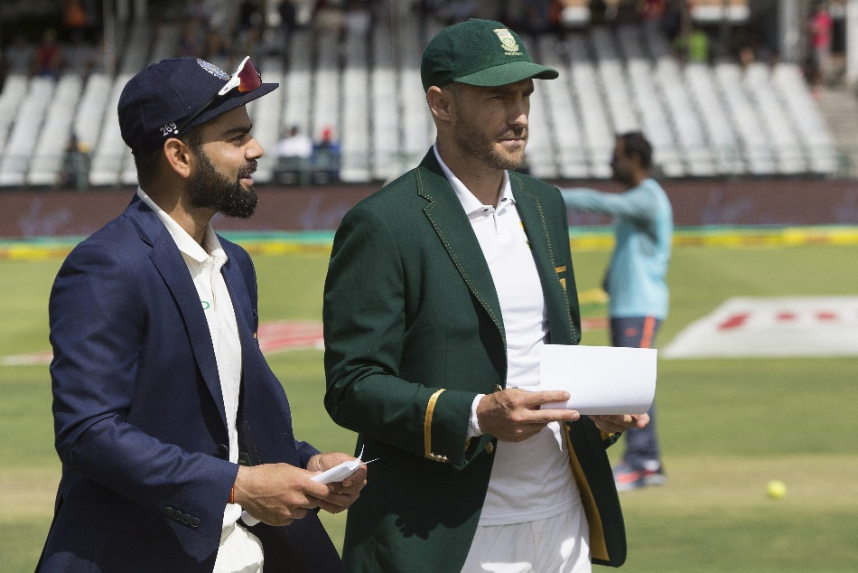 South Africa Captain Faf Du Plessis Fined Slow Over Rate