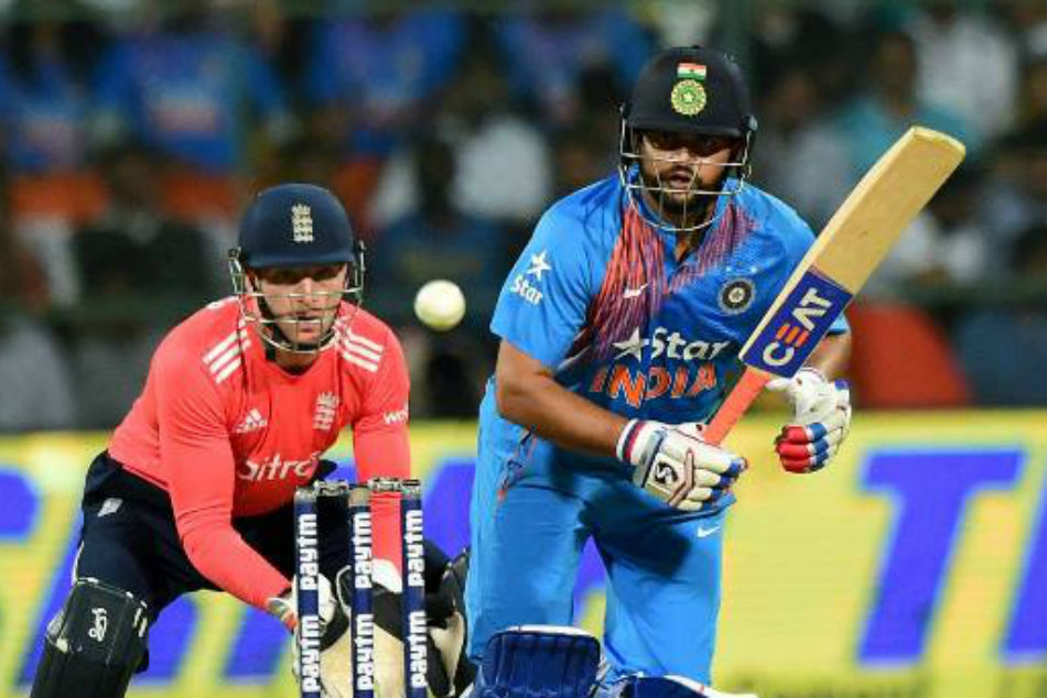 Suresh Raina Smashes Record 59 Ball 126 At Eden Gardens