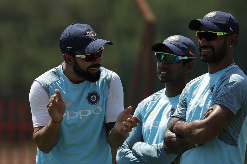 Icc Awards Virat Kohli Selected Icc Odi Test Team Captain