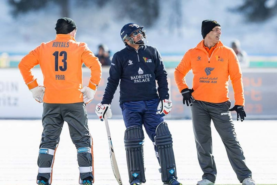 virender sehwag share photo on instagram after ice cricket match