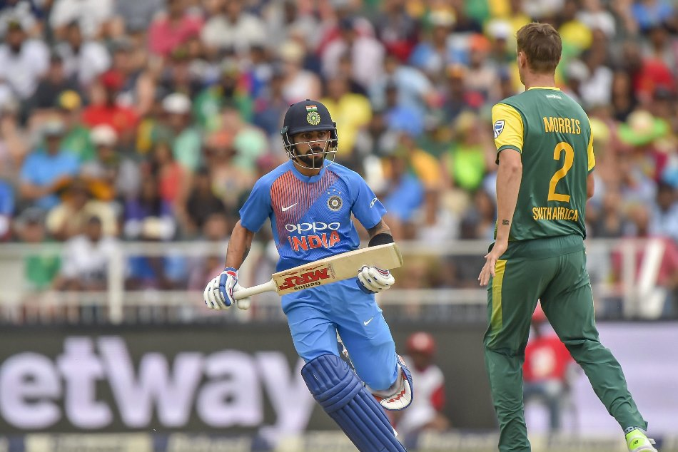 India Vs South Africa 1st T20 From Bhuvneshwar Kumar To Ms Dhoni These Players Made Records
