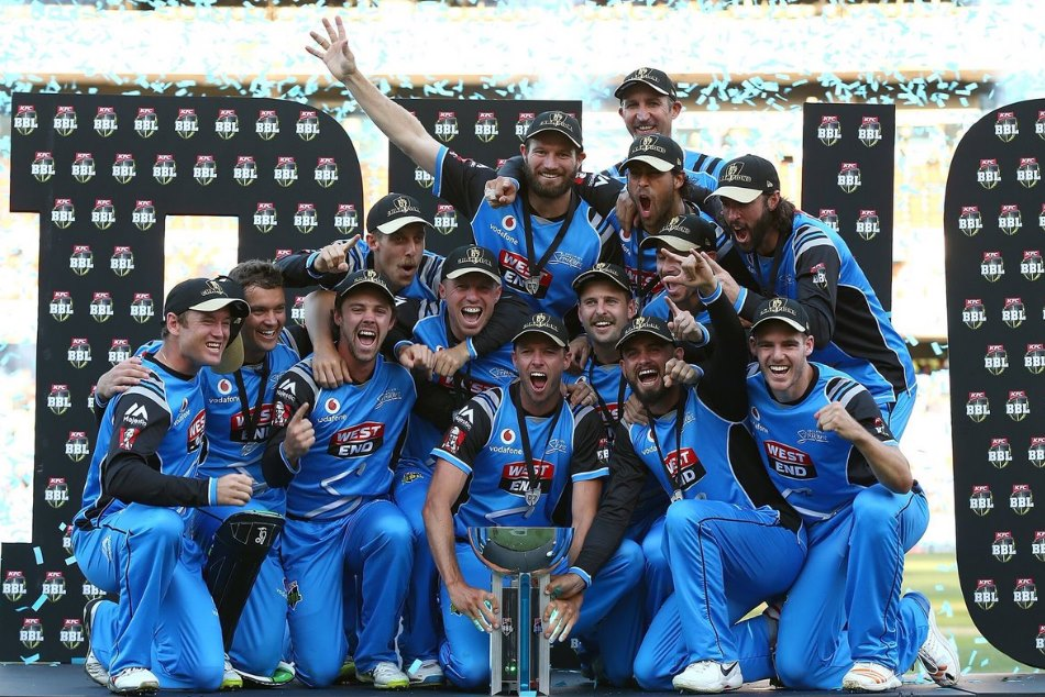Weatherald century sees Strikers past Hurricanes in BBL 07 final