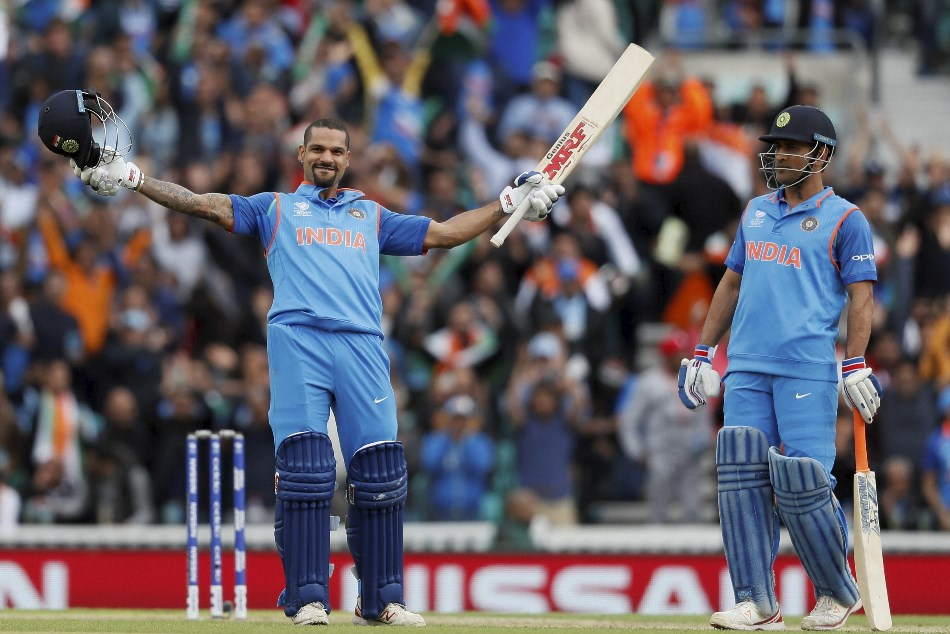 India Vs South Africa Century 100th Odi Shikhar Dhawan Breaks Ab De Villiers Record