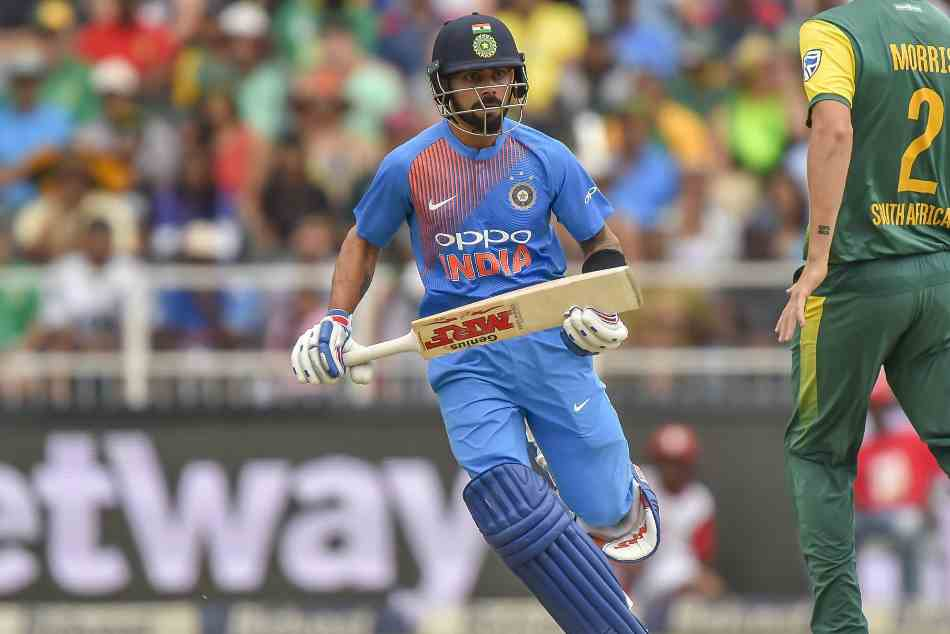 Indvssa Virat Kohli Injured First T20 At Wanderers Stadium