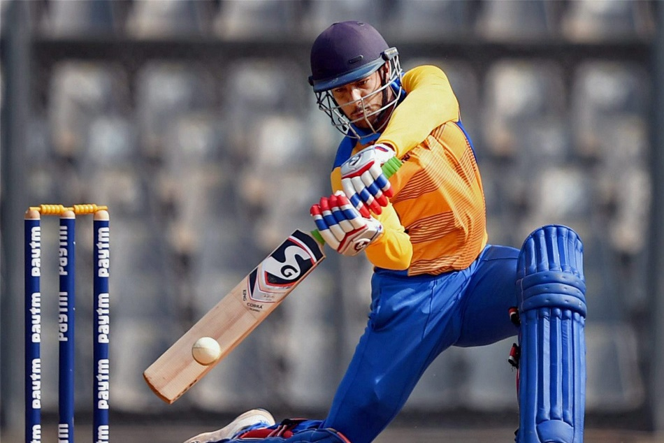 Mayank Agarwal Also Became The First Indian Player Score 700 Runs In A List A Tournament