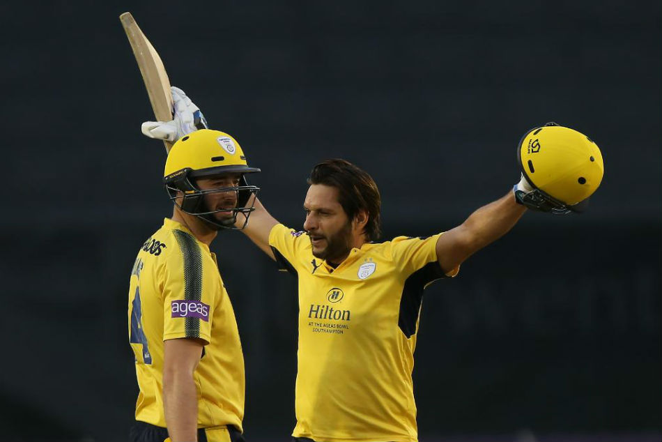 Pakistan Is Everything For Me, Wont Play IPL Even If Invited: Afridi