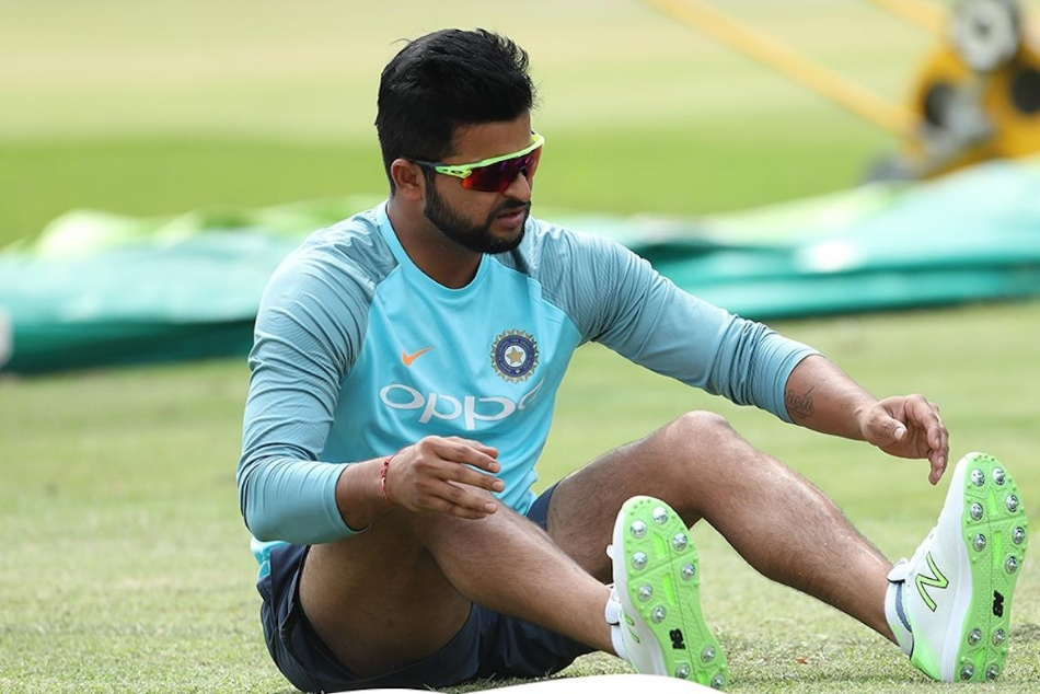 Suresh Raina Said It Feels Like I Am Wearing India Jersey For First Time