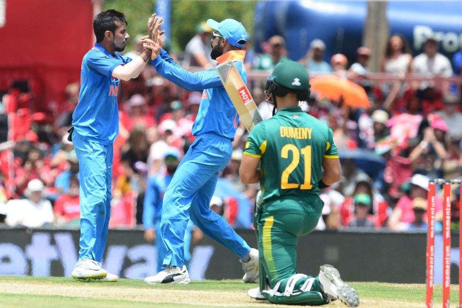 India Vs South Africa India Ascend Top Spot Icc Odi Rankings