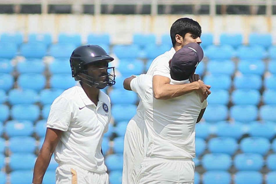 Clinical Vidarbha beat Rest of India to lift Irani Trophy