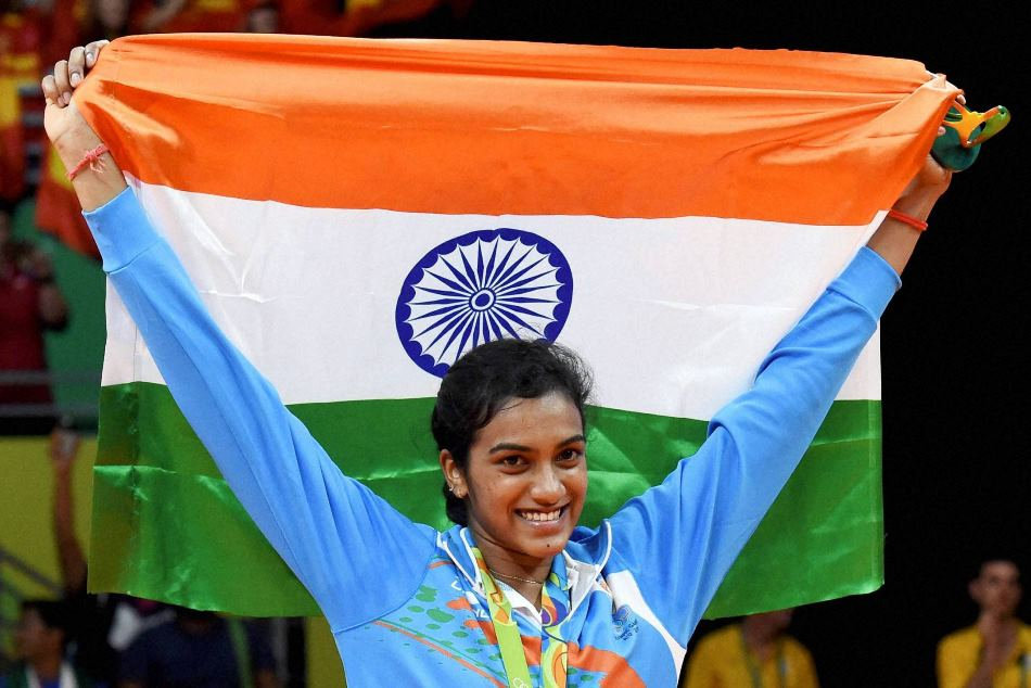 Olympics Medalist Pv Sindhu Be Indian Contingent S Flag Bearer At The Opening Ceremony Of Cwg