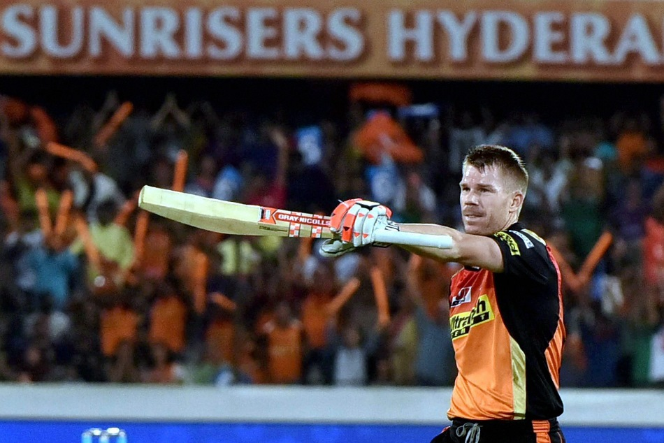 David Warner has stepped down as captain of SunRisers Hyderabad.