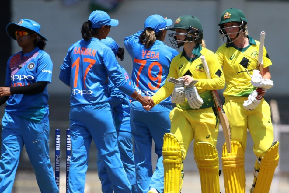 Australia Women Beat India By Six Wicket Win The Opening Tri Series Wt20i