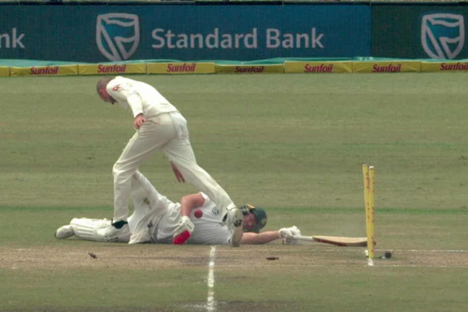 Australia S Offspinner Nathan Lyon Charged The Icc Dropping The Ball On Ab De Villiers
