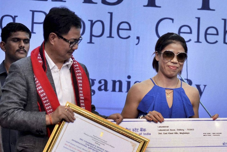 Mary Kom's NGO, Rajiv Gandhi Charitable Trust probed for violating foreign funding laws