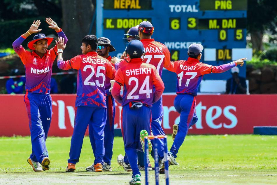 यूएसए को हरा नेपाल ने जीता मैच