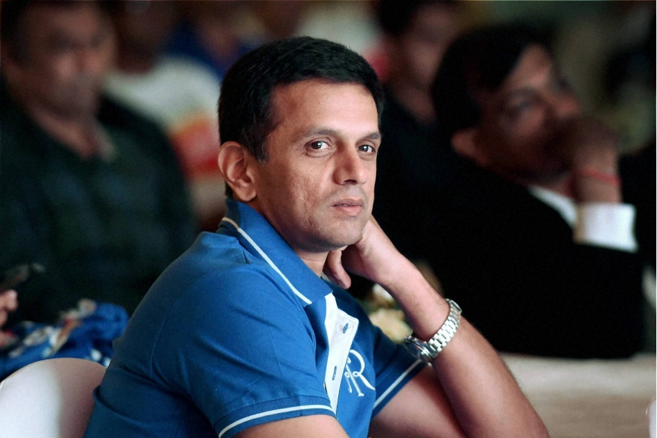 Rahul Dravid Files Police Complaint Against Bengaluru Firm