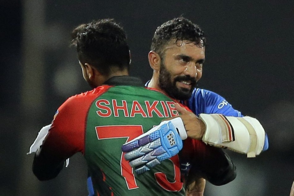 Something Other Worldly About Dinesh Karthik S Innings Shakib Al Hasan