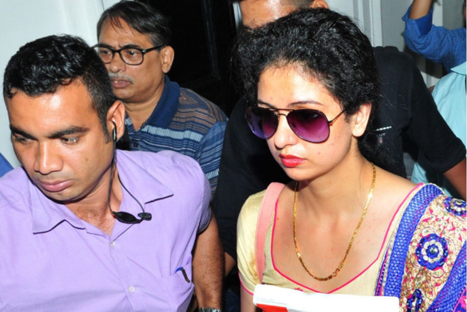 Hasin Jahan Accuses Mohammed Shami Age Forgery