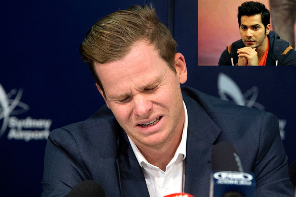 Watching Steve Smith Look Broken During His Apology Is Very Sad Varun Dhawan