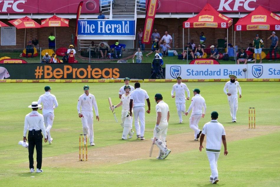 चौथे टेस्ट मैच से बाहर हो गये कगिसो रबाडा
