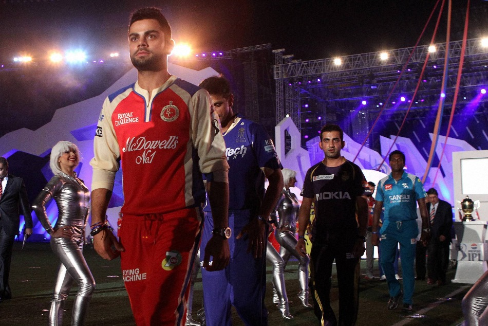 IPL 11: virat kohli and three other skippers will miss ipl opening ceremony
